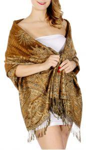 serenita D40 Big Paisley Pashmina 16 Peru fashionunic