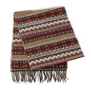 SERENITA O73 Cashmere feel scarf 87804